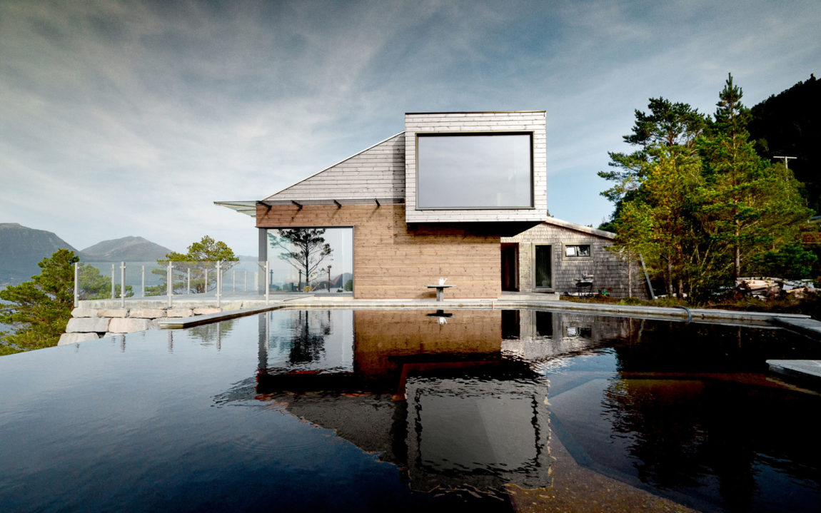 Cabin Straumsnes by Rever & Drage Architects (2)
