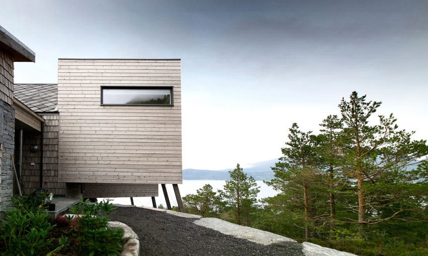 Cabin Straumsnes by Rever & Drage Architects (5)