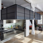 Canal House by Witteveen Architects (4)