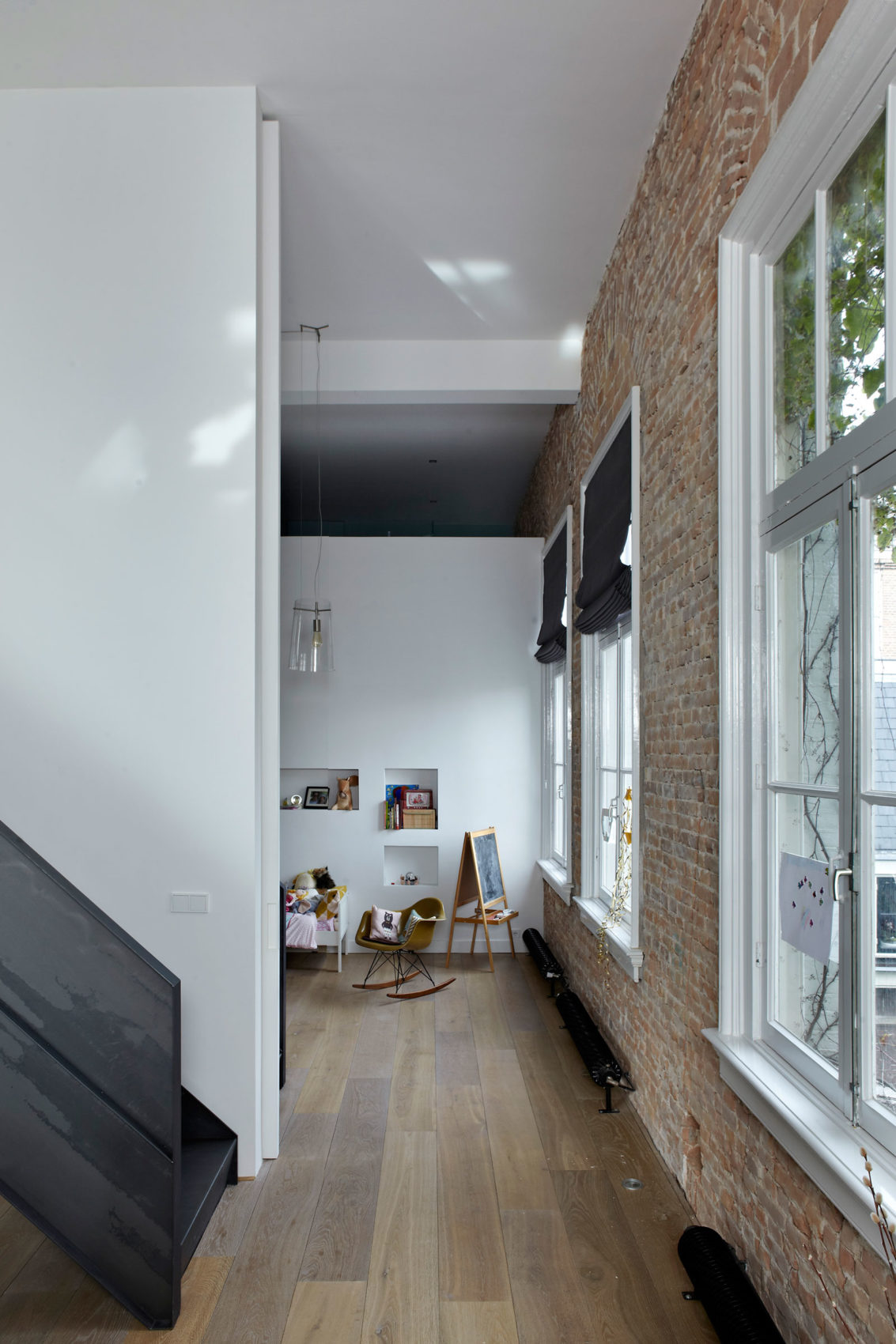 Canal House by Witteveen Architects (8)