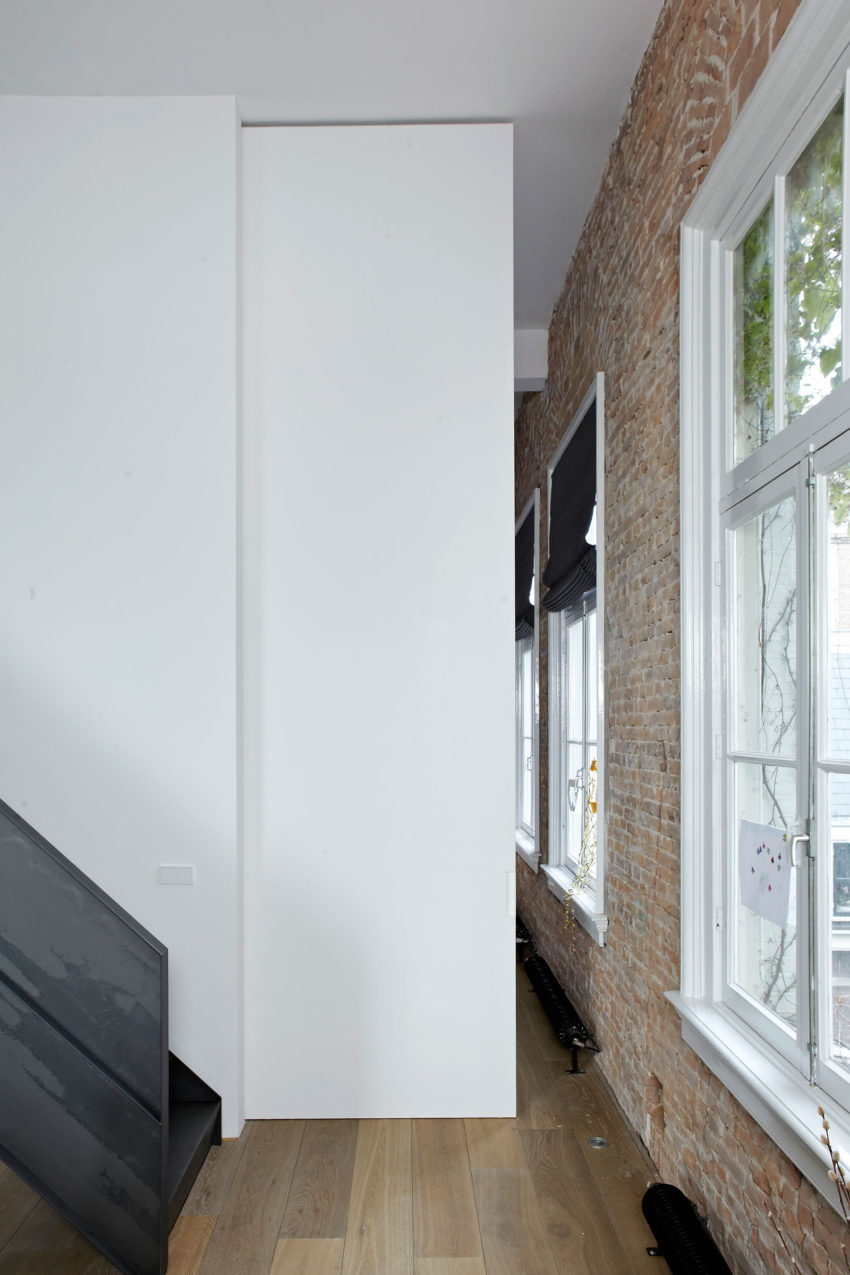 Witteveen Architects Refurbish a Home on the Lauriergracht in Amsterdam