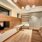 Home in the Banks of Lake by Architectural Bureau A2 (10)
