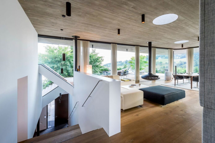 View In Gallery House E By Caramel Architekten (2)