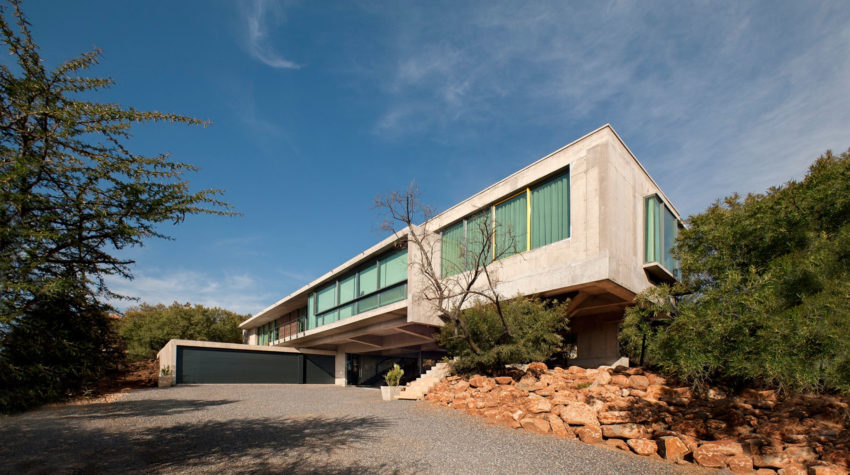 House Gauché by Earthworld Architects & Interiors (1)