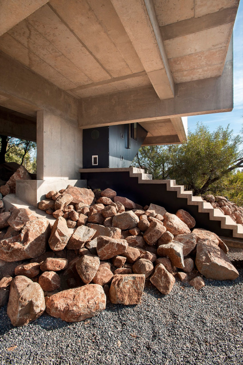 House Gauché by Earthworld Architects & Interiors (9)