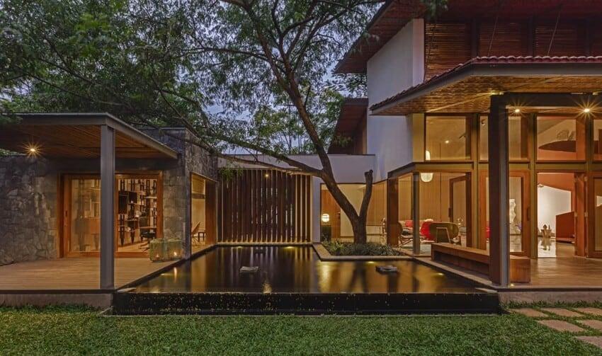 Krishnan House by Khosla Associates (21)