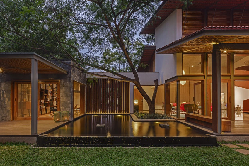Krishnan House by Khosla Associates (21)