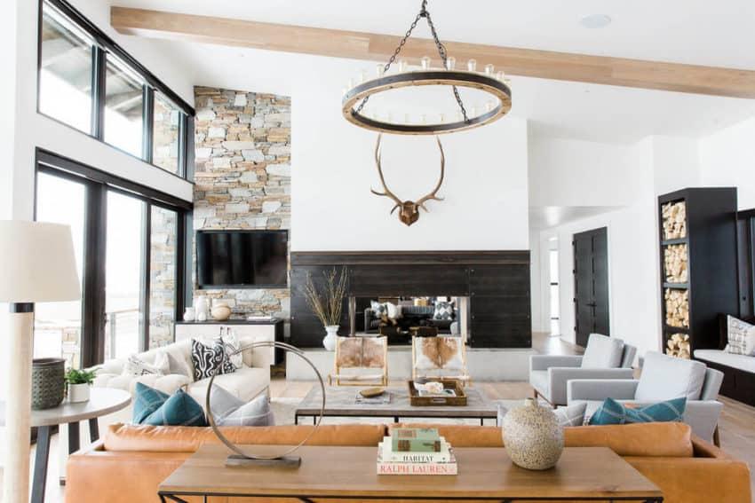 Modern Mountain Home by Studio McGee (7)