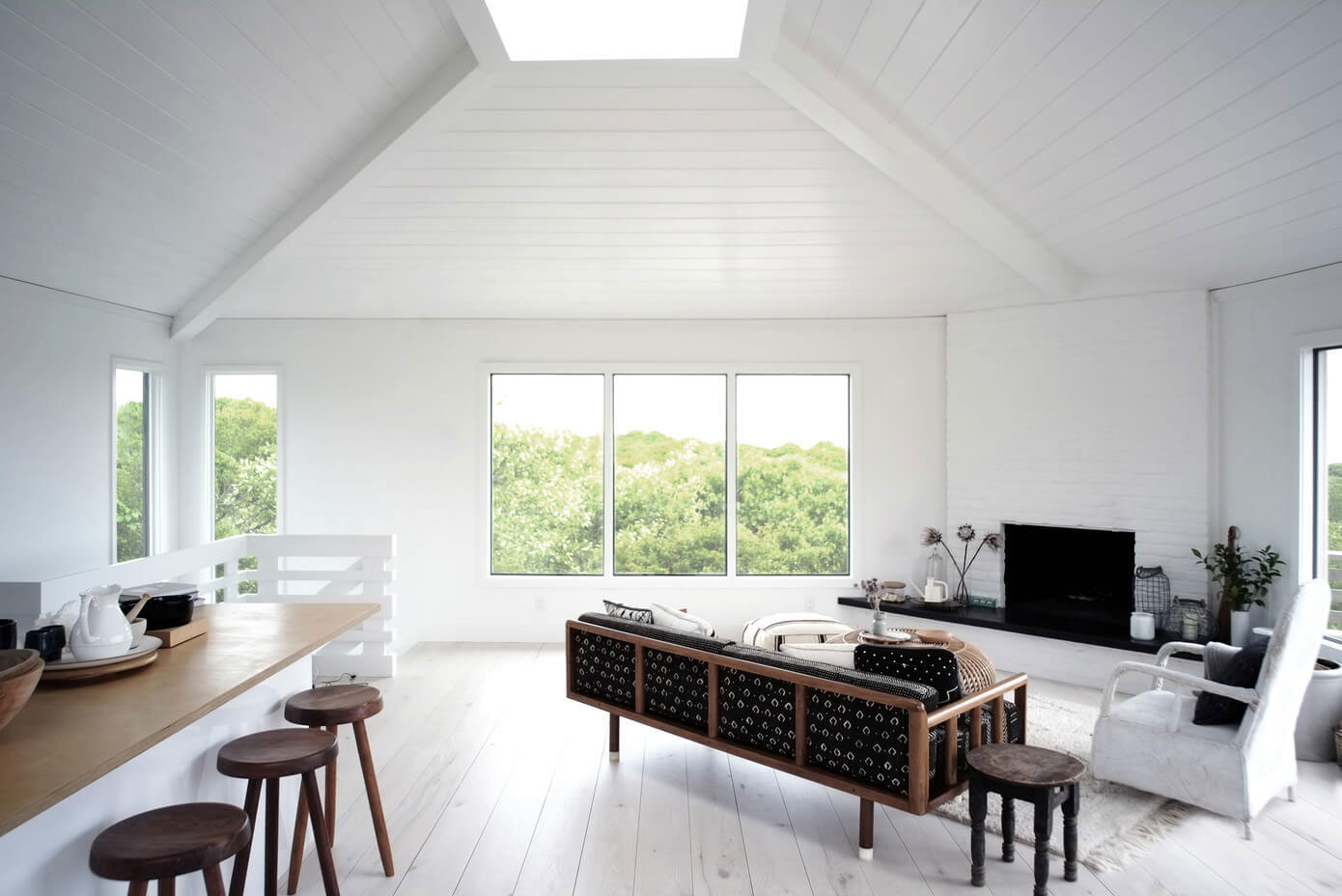 Space Exploration Designs a Beach Home in Montauk, New York