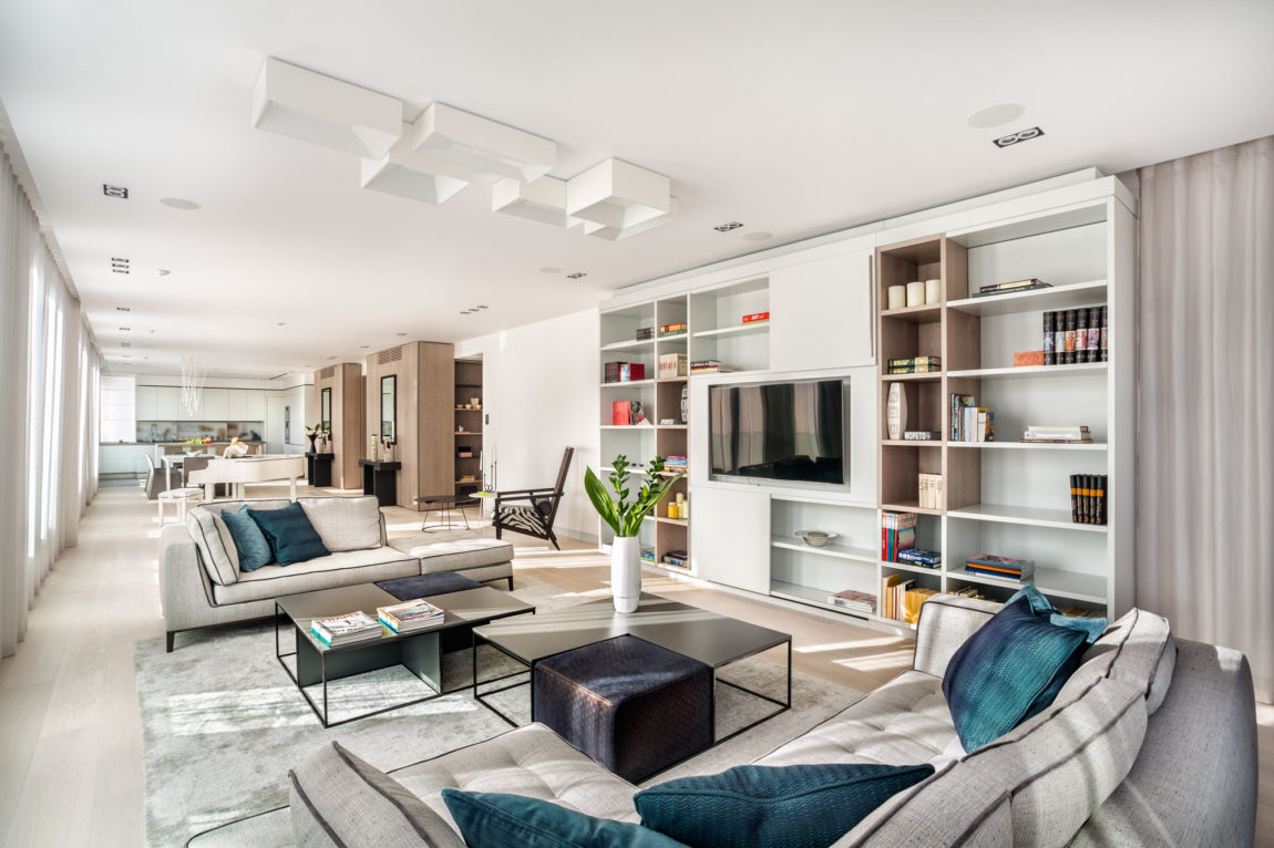 Penthouse on the Park by KNOF design (3)