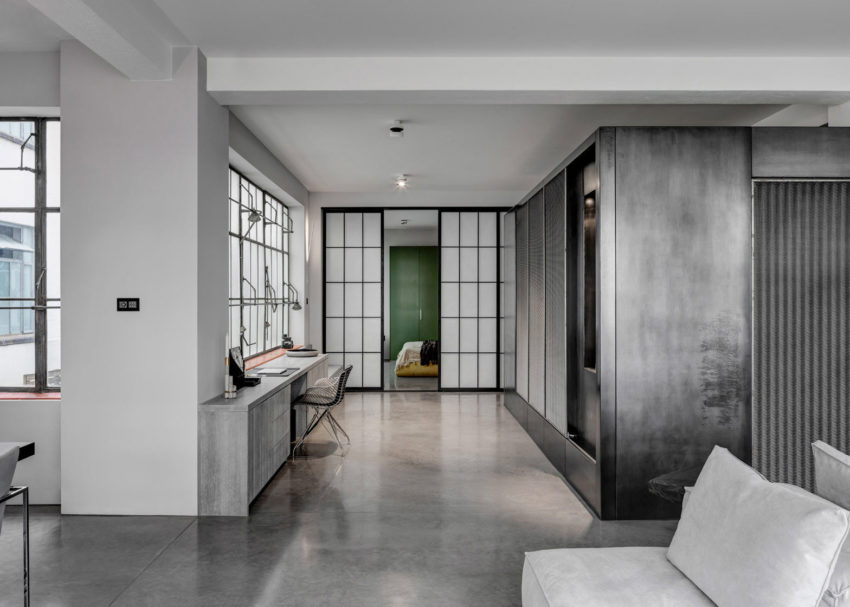 Residence Clerkenwell Apartment by APA (3)