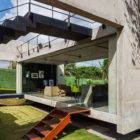 Two Beams House by Escritório Yuri Vital (5)
