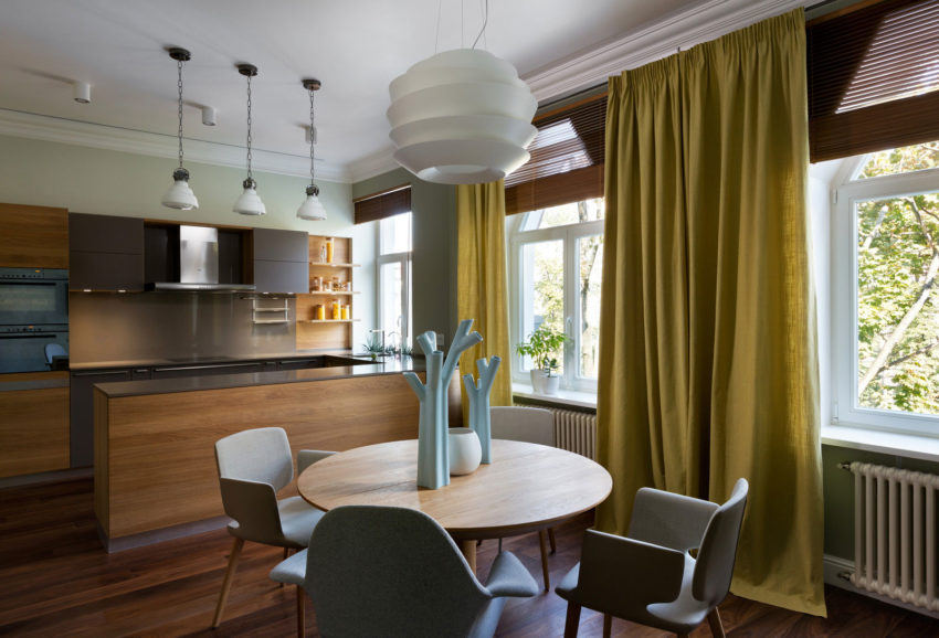 Two Level Apartment in Kiev by Lera Katasonava (13)