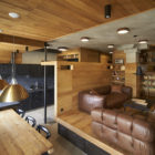 Unusual Apartment in Moscow by Alexei Rosenberg (1)
