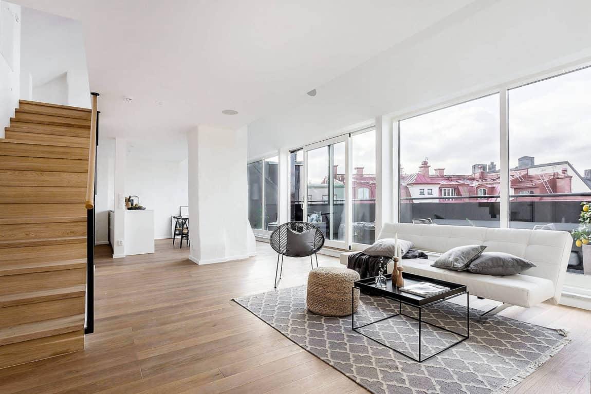 Valhallavagen Apartment by Doomie Design (8)
