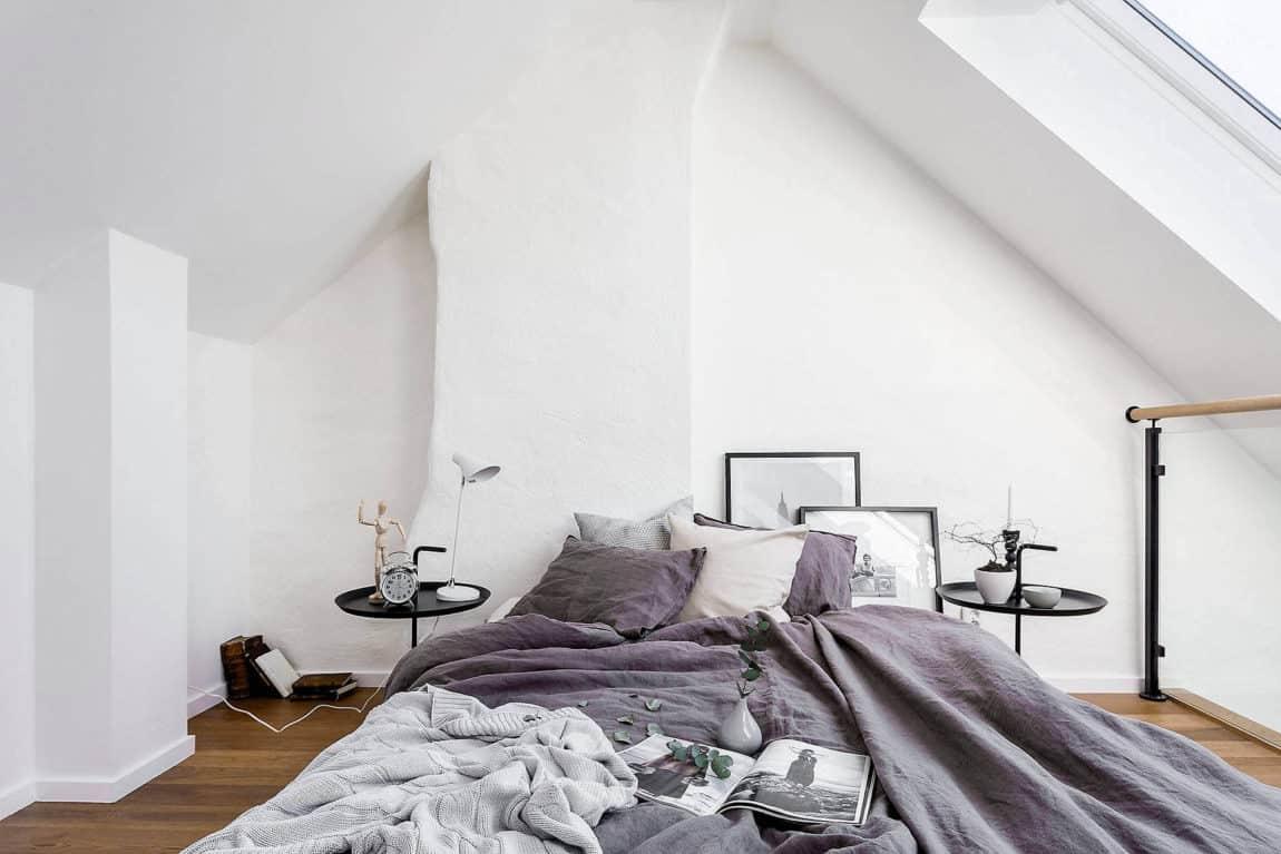 Valhallavagen Apartment by Doomie Design (2)
