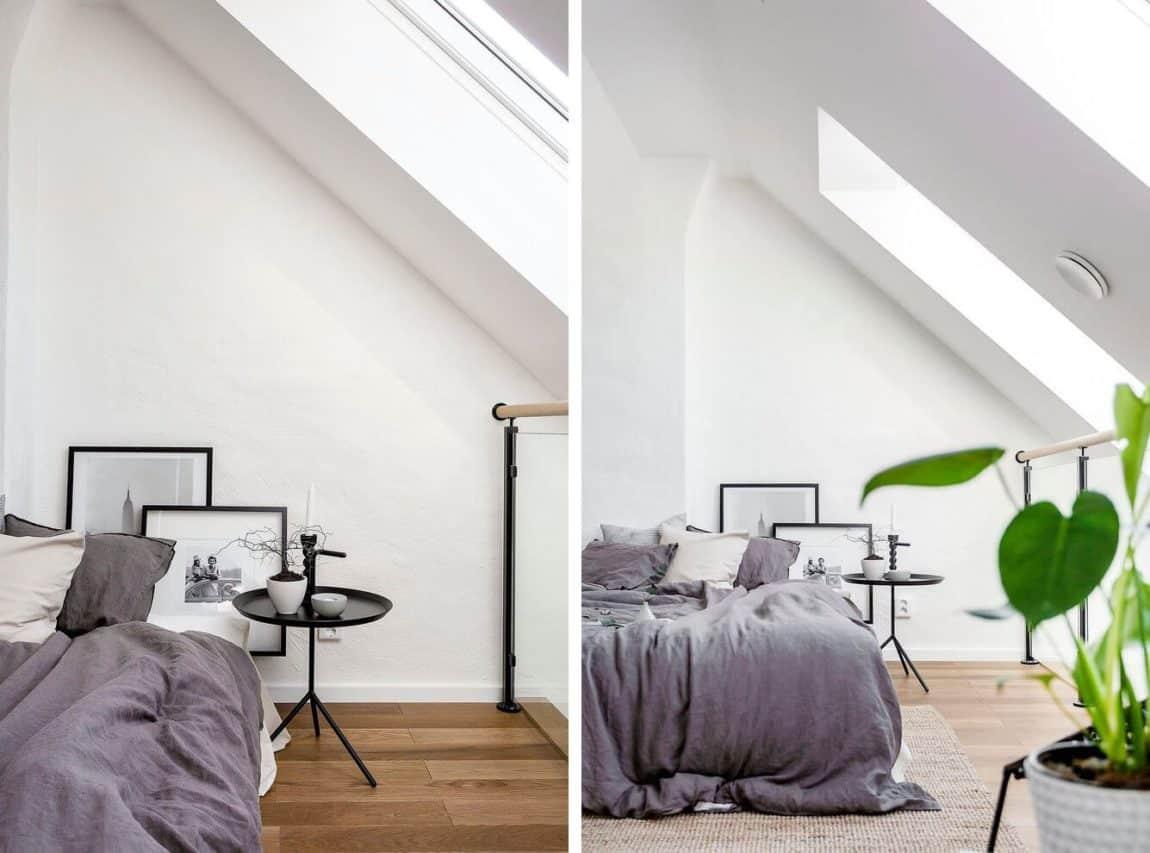 Valhallavagen Apartment by Doomie Design (1)
