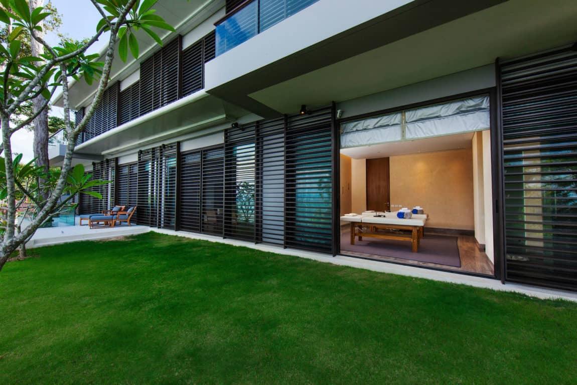 Villa Sawarin by Jean-Michel Gathy & Philippe Starck (3)