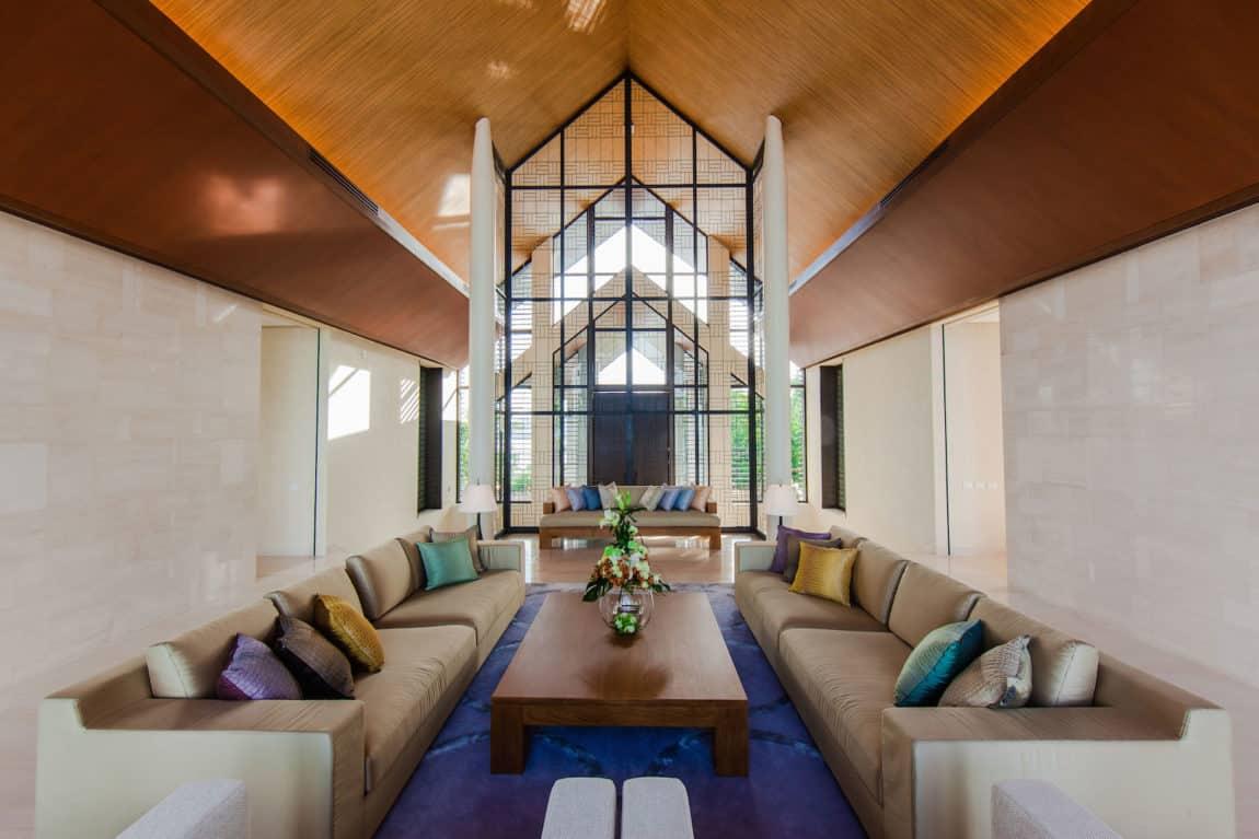 Villa Sawarin by Jean-Michel Gathy & Philippe Starck (9)