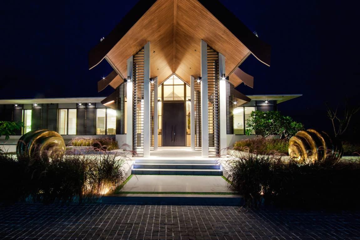 Villa Sawarin by Jean-Michel Gathy & Philippe Starck (60)
