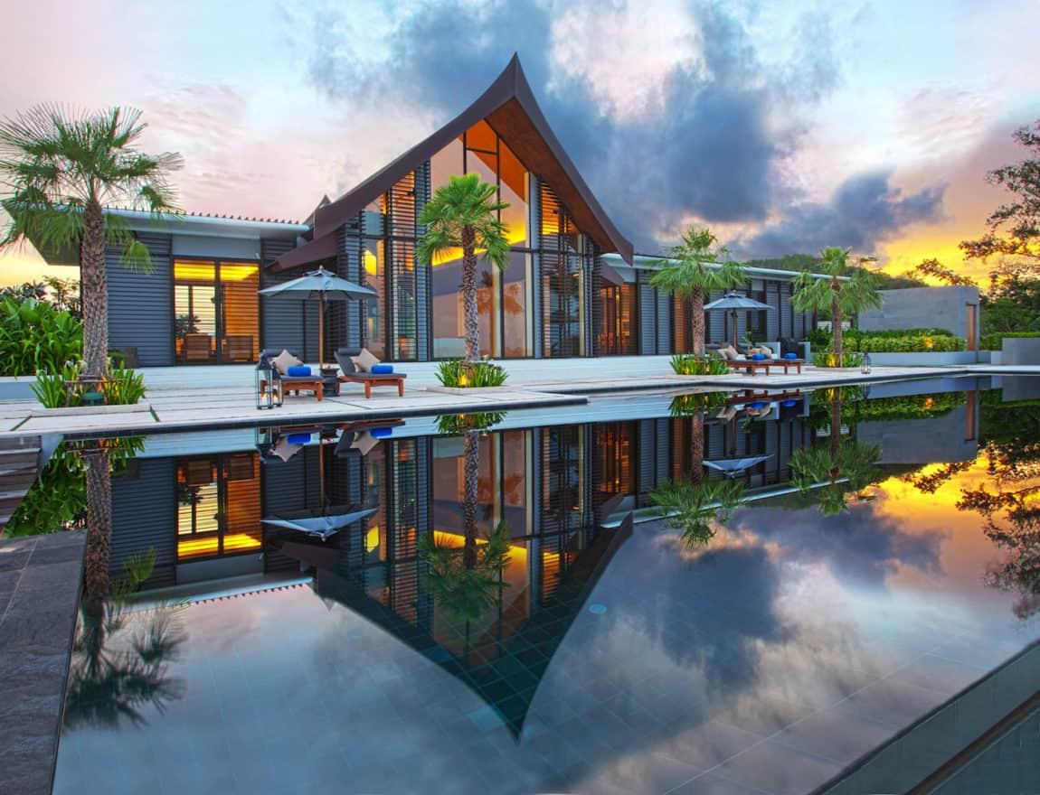 Villa Sawarin by Jean-Michel Gathy & Philippe Starck (64)