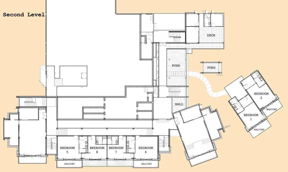 Villa Sawarin by Jean-Michel Gathy & Philippe Starck (73)