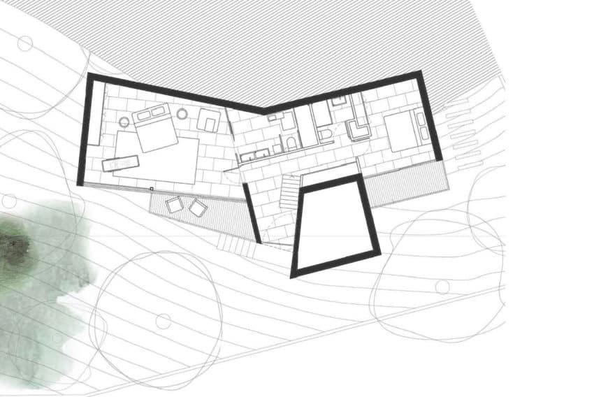 Vivienda en el Emporda by Anna Podio Arquitectura (14)