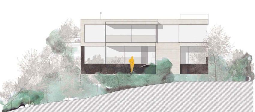 Vivienda en el Emporda by Anna Podio Arquitectura (15)