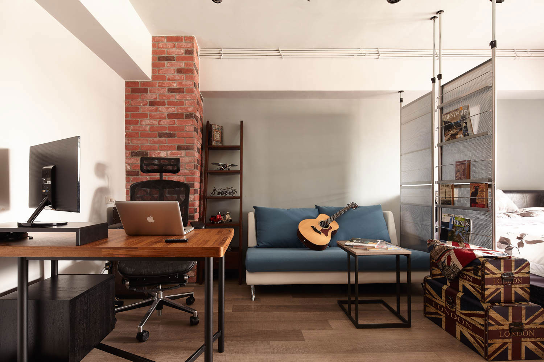 Alfonso ideas designs a stylish home in taipei city - Loft apartment furniture ideas ...