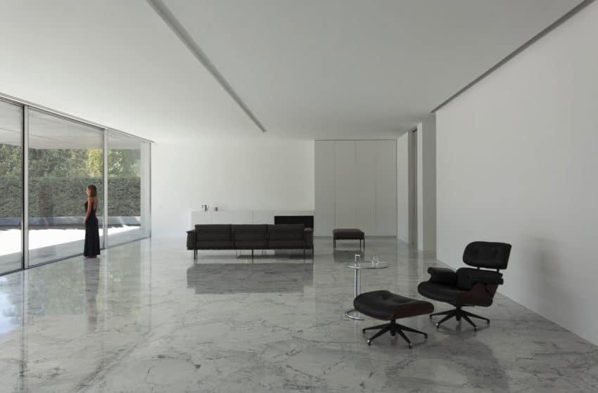 Aluminum House by Fran Silvestre Arquitectos (4)