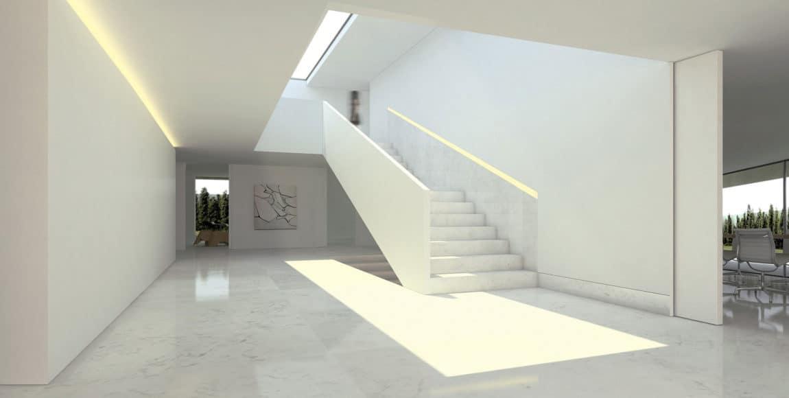 Aluminum House by Fran Silvestre Arquitectos (13)