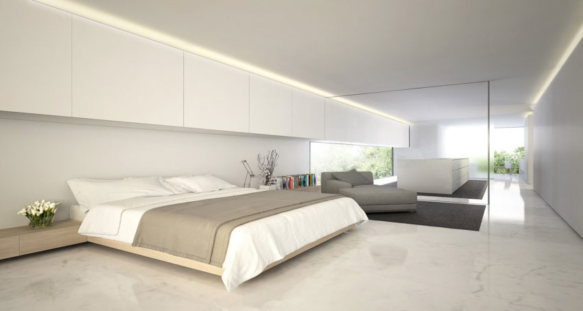 Aluminum House by Fran Silvestre Arquitectos (15)