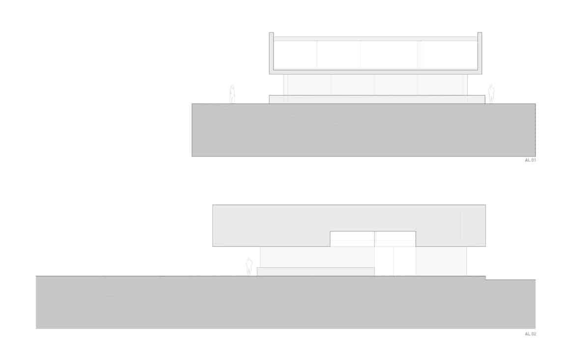 Aluminum House by Fran Silvestre Arquitectos (31)