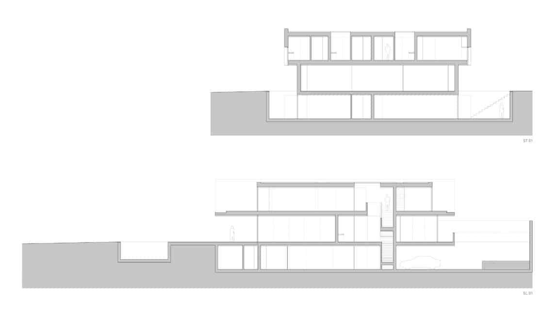 Aluminum House by Fran Silvestre Arquitectos (32)
