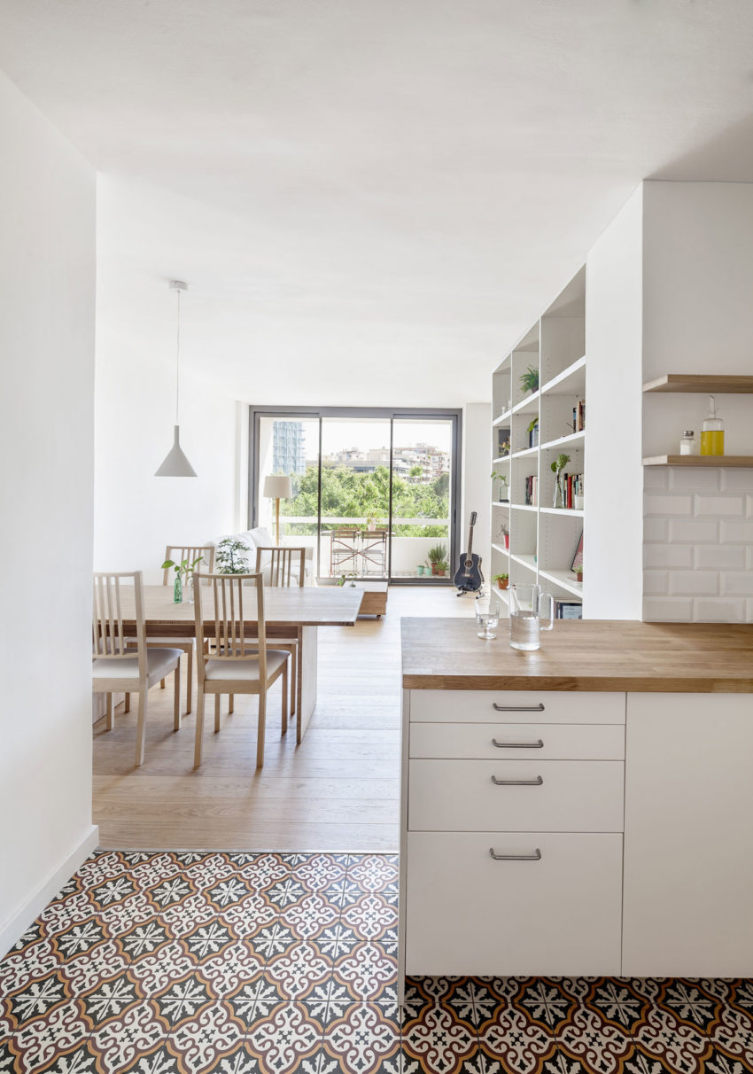 Renovation in Les Corts by Roman Izquierdo Bouldstridge (4)