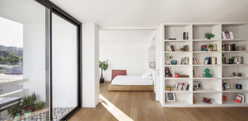 Renovation in Les Corts by Roman Izquierdo Bouldstridge (5)