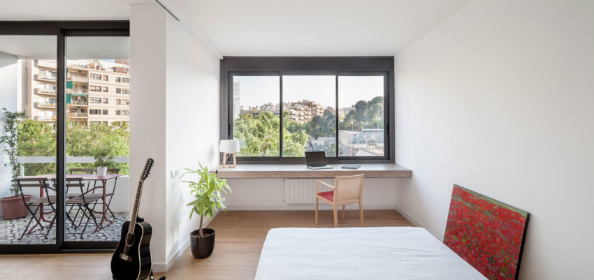 Renovation in Les Corts by Roman Izquierdo Bouldstridge (8)