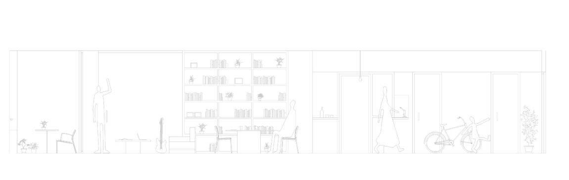Renovation in Les Corts by Roman Izquierdo Bouldstridge (11)