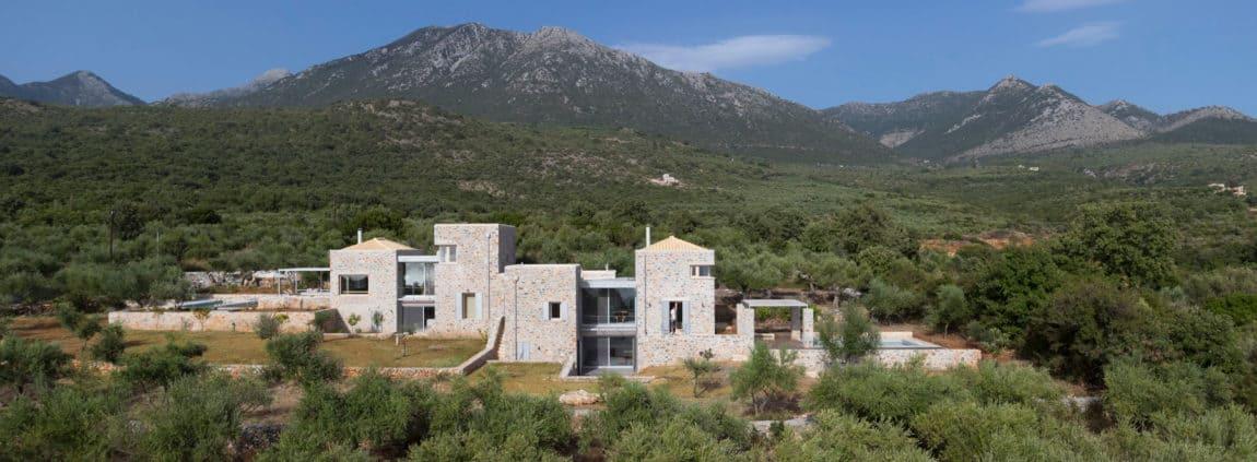 Architect's Villas Mani by hhharchitects (1)