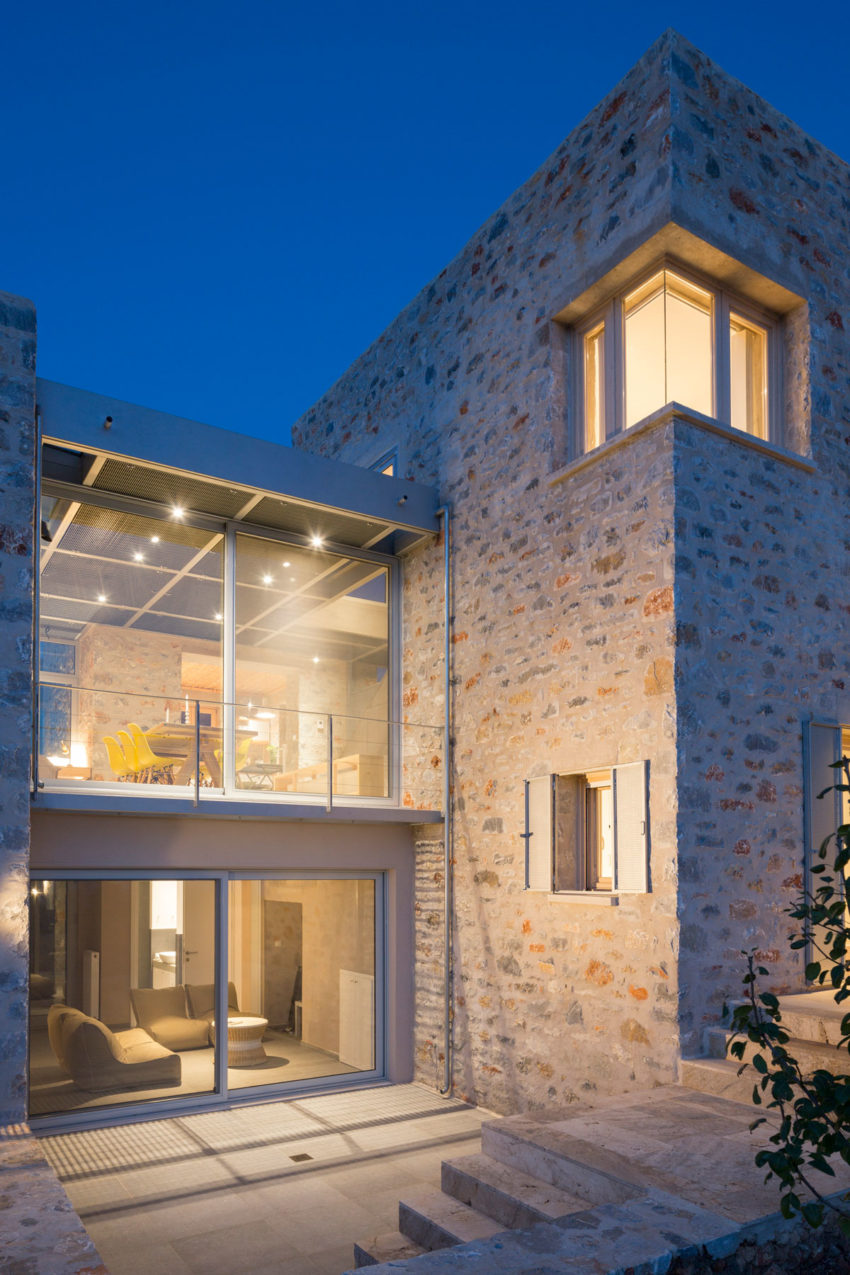 Architect's Villas Mani by hhharchitects (22)