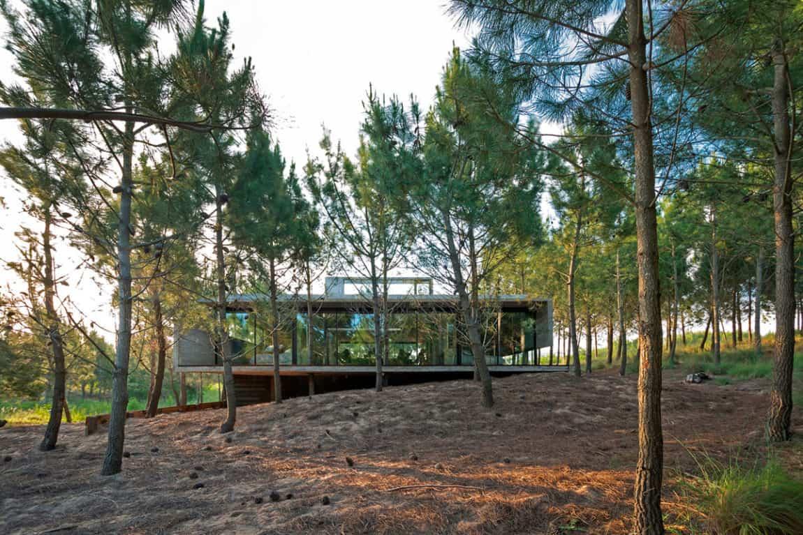 Casa L4 by Luciano Kruk Arquitectos (3)