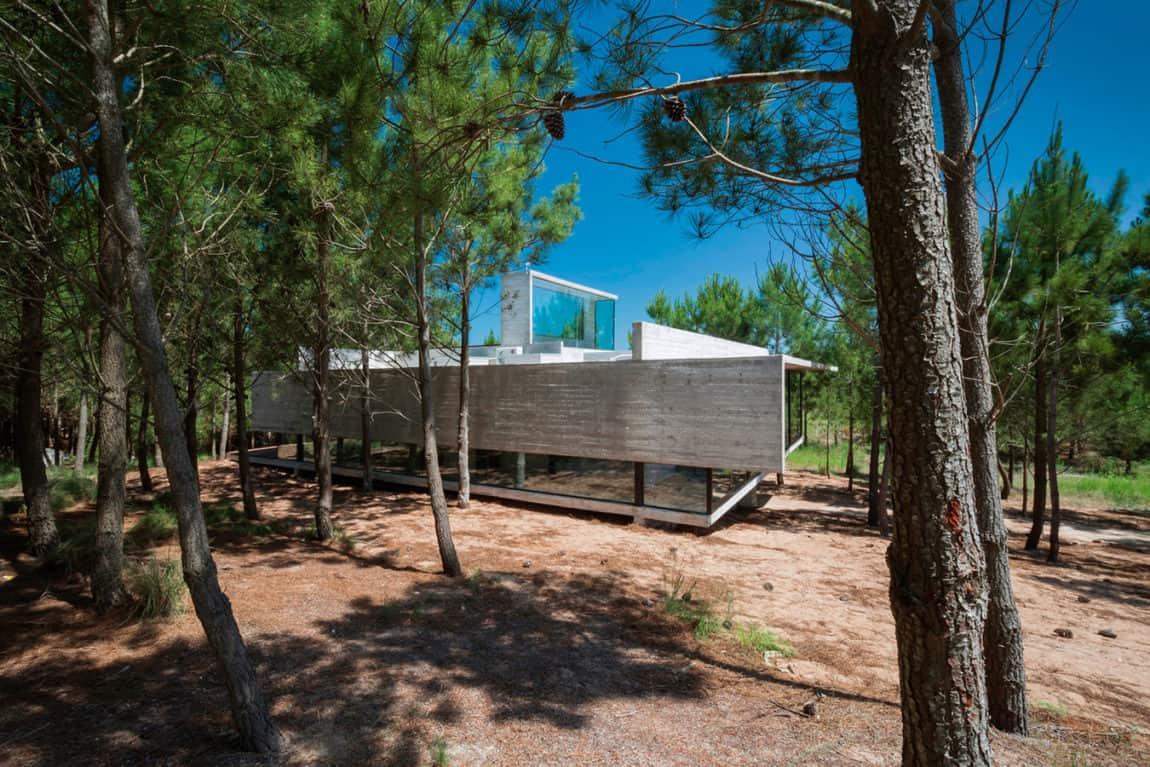 Casa L4 by Luciano Kruk Arquitectos (4)