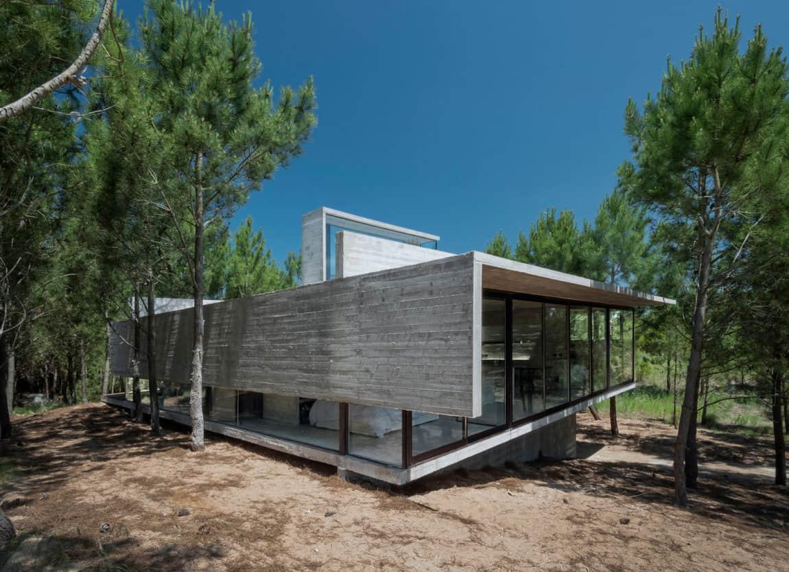Casa L4 by Luciano Kruk Arquitectos (5)
