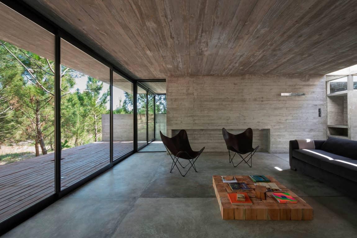 Casa L4 by Luciano Kruk Arquitectos (12)