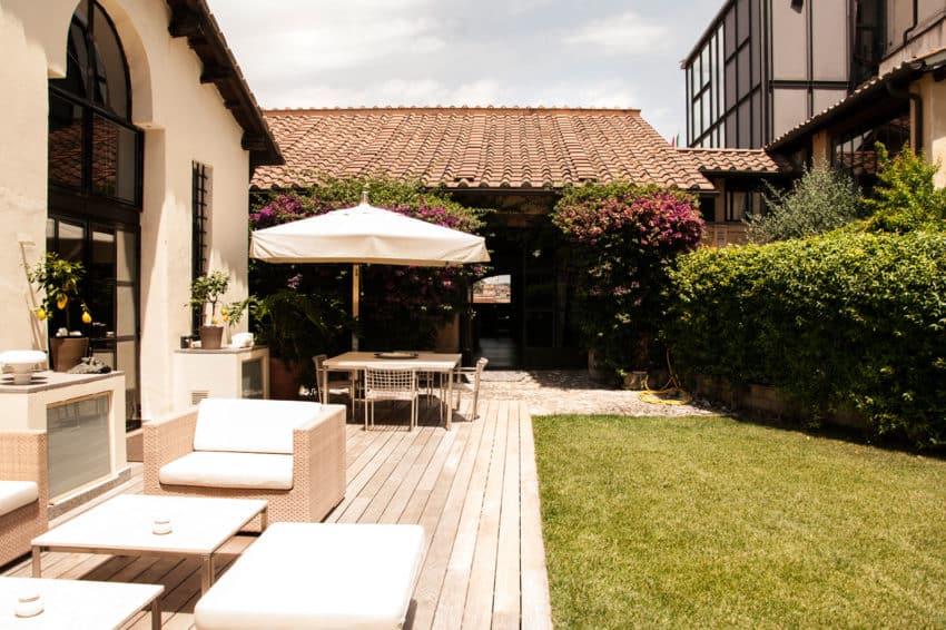 Studio Agnello & Associati Design a Private Residence in Rome, Italy