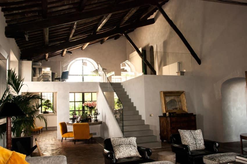 Casa al Centro di Roma by Studio Agnello & Associati (7)