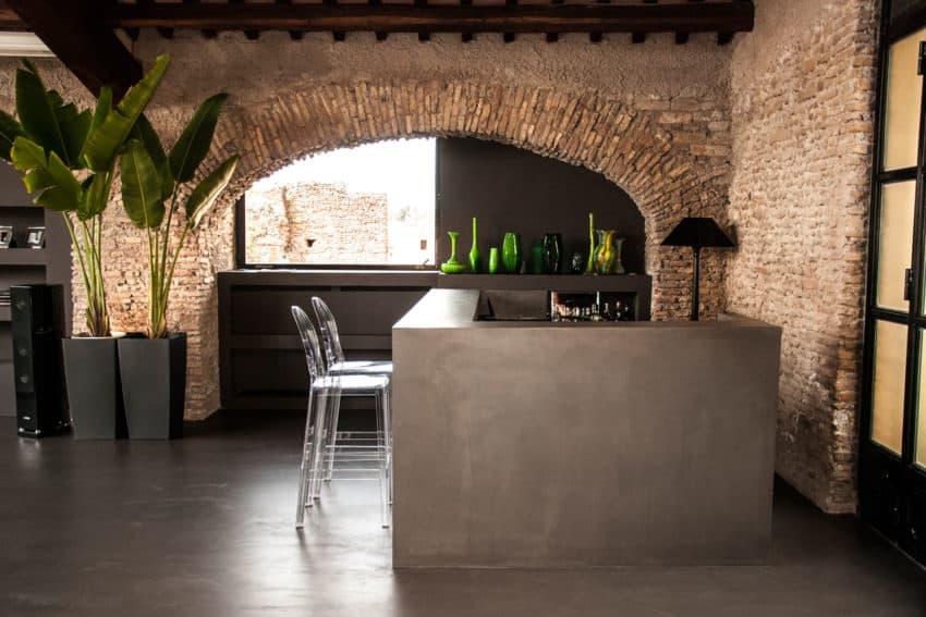 studio agnello associati design a private residence in rome italy. Black Bedroom Furniture Sets. Home Design Ideas