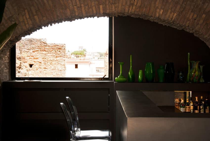 Casa al Centro di Roma by Studio Agnello & Associati (13)