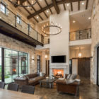 Contemporary Italian Farmhouse by Vanguard Studio Inc. (1)