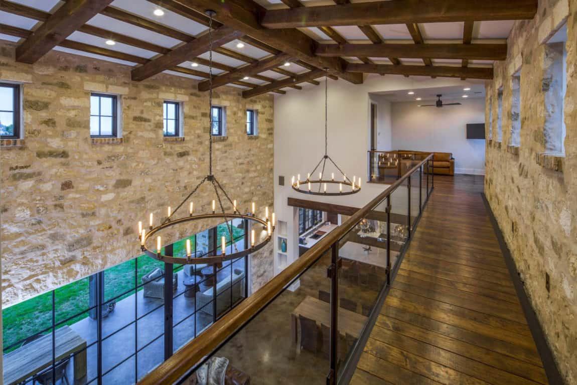 Contemporary Italian Farmhouse by Vanguard Studio Inc. (8)